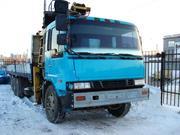 Продам грузовик КИА ГРАНТО  2002 г.в. с краном-манипулятором,  20 тонн