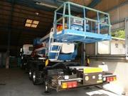 Продается автовышка TADANO BKG-40M