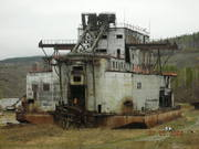 Драги на металлолом г.Бодайбо Иркутской области