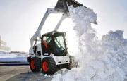 Услуги по уборке территории от снега
