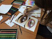 Рисование - уроки в Иркутске